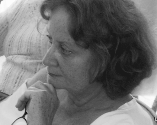Lea Melandri BW