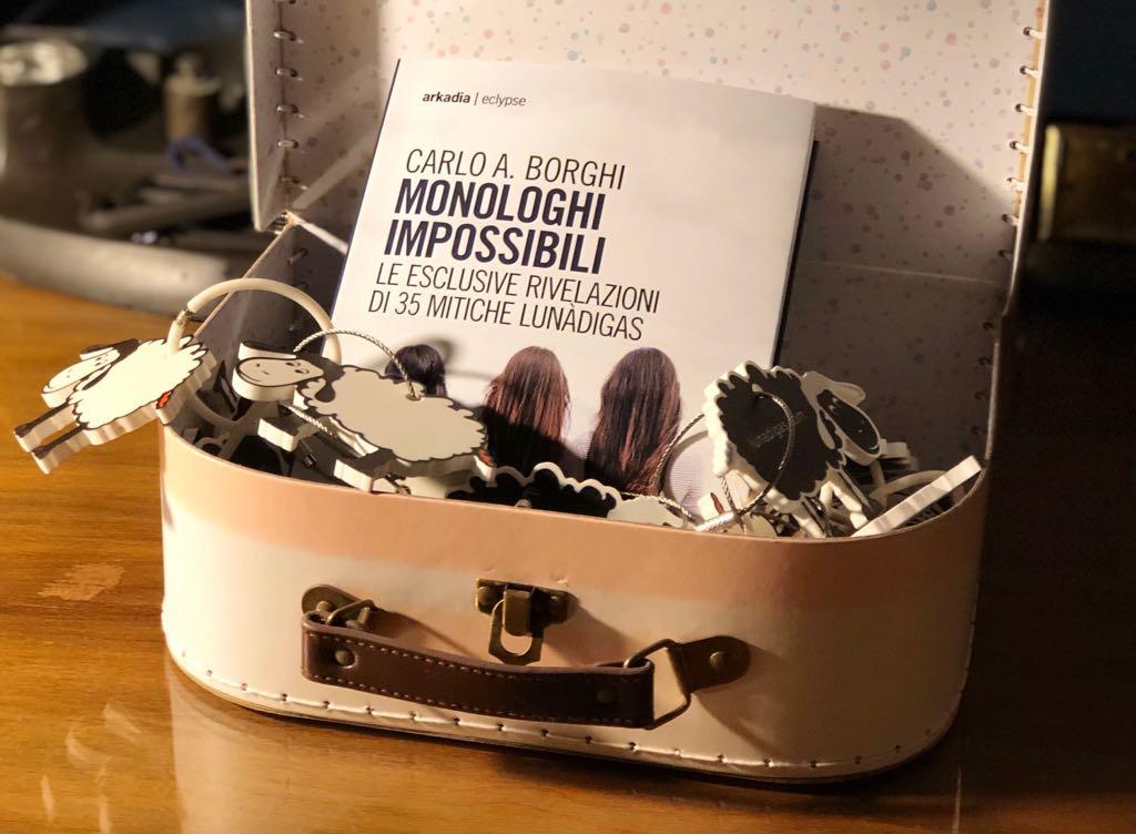 I Monologhi Impossibili Di 35 Mitiche Lunàdigas Sono In Libreria!